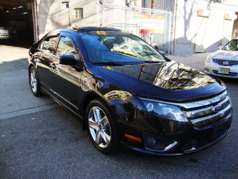 2011 Ford Fusion for sale at Discount Auto Sales in Passaic NJ