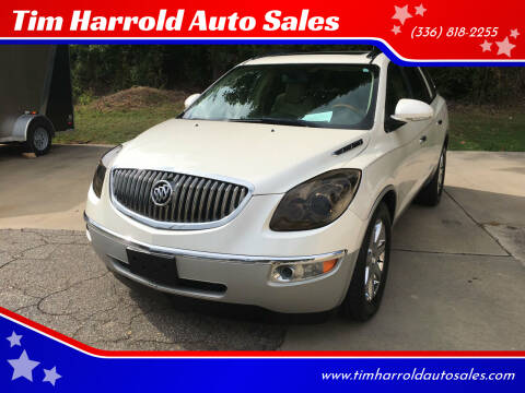2009 Buick Enclave for sale at Tim Harrold Auto Sales in Wilkesboro NC