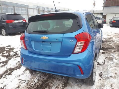 2017 Chevrolet Spark for sale at EHE Auto Sales Parts Cars in Marine City MI