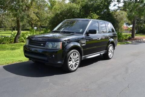 2011 Land Rover Range Rover Sport for sale at GulfCoast Motorsports in Osprey FL