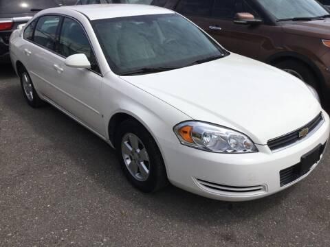 2007 Chevrolet Impala for sale at eAutoDiscount in Buffalo NY