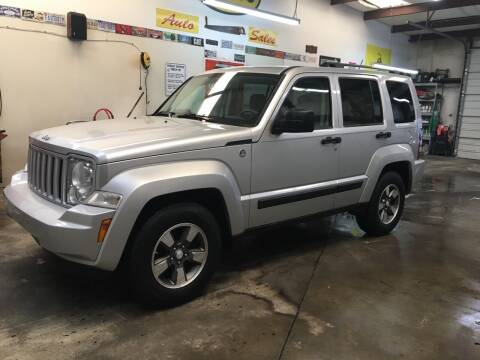2008 Jeep Liberty for sale at Vanns Auto Sales in Goldsboro NC
