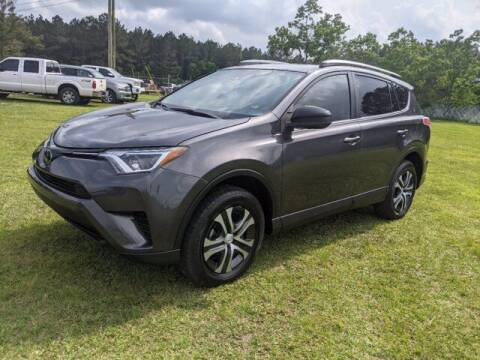2018 Toyota RAV4 for sale at Quality Auto of Collins in Collins MS