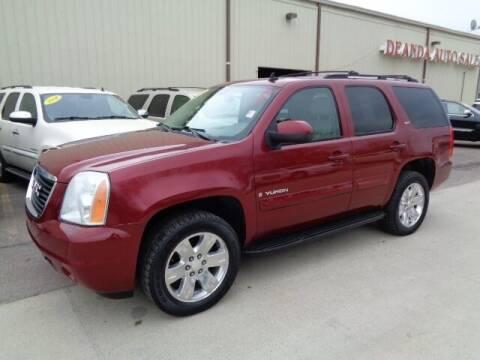 2009 GMC Yukon for sale at De Anda Auto Sales in Storm Lake IA