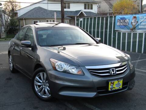 2012 Honda Accord for sale at The Auto Network in Lodi NJ