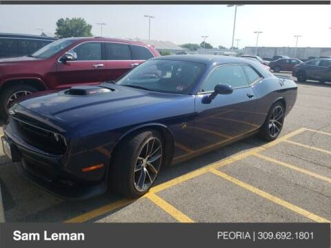 2016 Dodge Challenger for sale at Sam Leman Chrysler Jeep Dodge of Peoria in Peoria IL