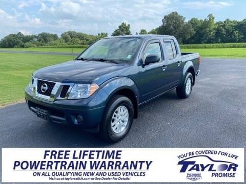 2017 Nissan Frontier for sale at Taylor Automotive in Martin TN