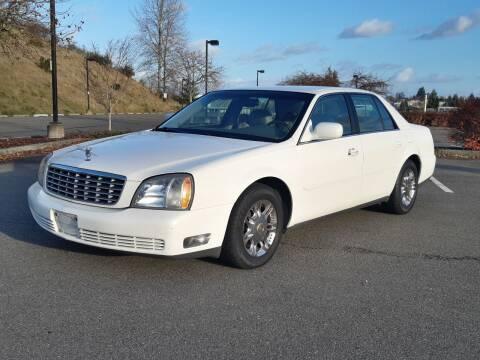 2005 Cadillac DeVille for sale at South Tacoma Motors Inc in Tacoma WA