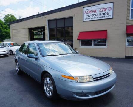 2002 Saturn L-Series for sale at I-Deal Cars LLC in York PA
