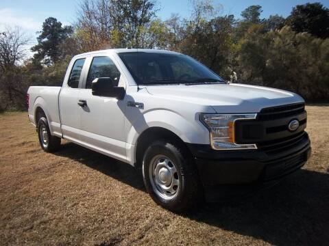 2018 Ford F150 XL Extended Cab for sale at Venture Auto Sales Inc in Augusta GA