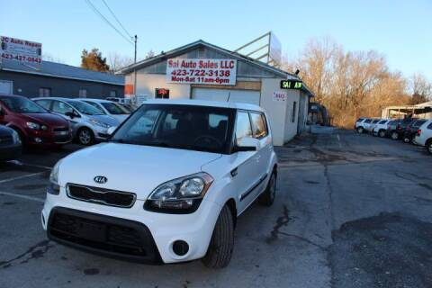 2012 Kia Soul for sale at SAI Auto Sales - Used Cars in Johnson City TN