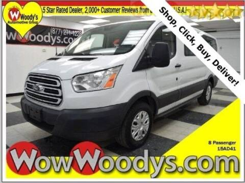 2015 Ford Transit Passenger for sale at WOODY'S AUTOMOTIVE GROUP in Chillicothe MO