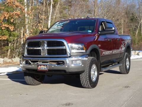 2016 RAM Ram Pickup 2500 for sale at Auto Mart in Derry NH