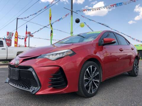 2017 Toyota Corolla for sale at 1st Quality Motors LLC in Gallup NM