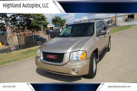 2005 GMC Envoy for sale at Highland Autoplex, LLC in Dallas TX