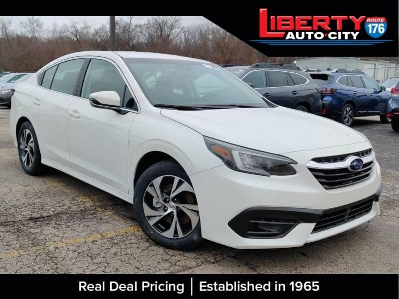 2020 Subaru Legacy for sale in Libertyville, IL
