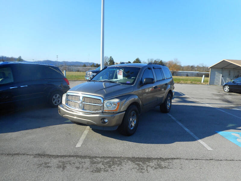 2006 Dodge Durango for sale at Willow Creek Auto Sales in Knoxville TN