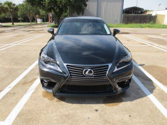 2016 Lexus IS 200t for sale at MOTORS OF TEXAS in Houston TX