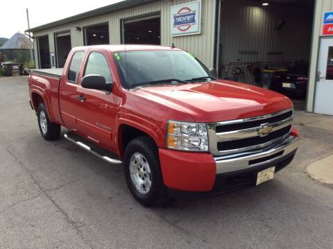 2010 Chevrolet Silverado 1500 for sale at TRI-STATE AUTO OUTLET CORP in Hokah MN