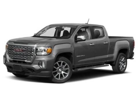 2021 GMC Canyon for sale at Niles Sales and Service in Key West FL