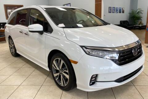 2022 Honda Odyssey for sale at Adams Auto Group Inc. in Charlotte NC