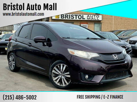 2015 Honda Fit for sale at Bristol Auto Mall in Levittown PA