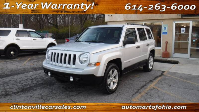 2011 Jeep Patriot for sale at Clintonville Car Sales - AutoMart of Ohio in Columbus OH