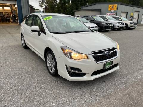 2016 Subaru Impreza for sale at Vermont Auto Service in South Burlington VT