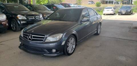 2009 Mercedes-Benz C-Class for sale at Divine Auto Sales LLC in Omaha NE