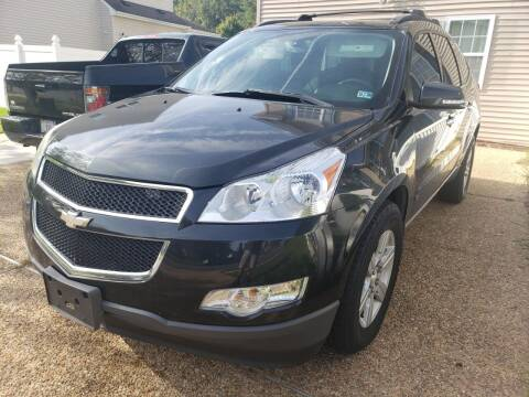2010 Chevrolet Traverse for sale at Americar in Virginia Beach VA