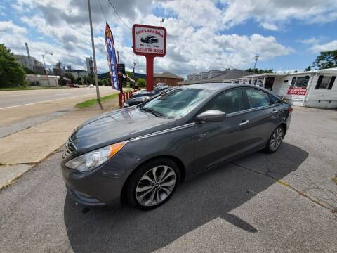 2013 Hyundai Sonata for sale at Ford's Auto Sales in Kingsport TN