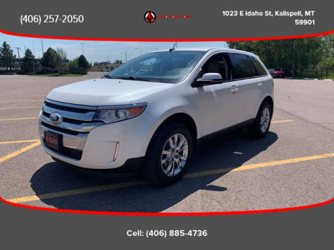 2012 Ford Edge for sale at Auto Solutions in Kalispell MT