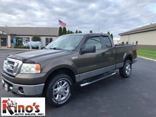2008 Ford F-150 for sale at Rino's Auto Sales in Celina OH