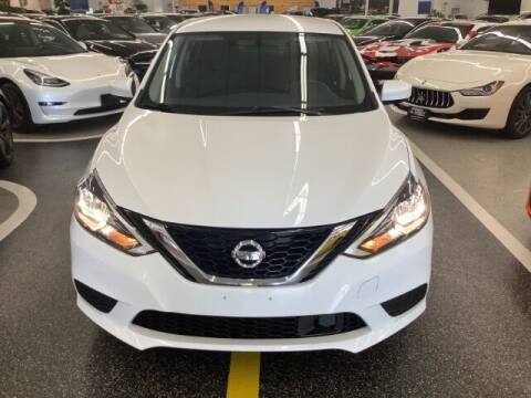 2018 Nissan Sentra for sale at Dixie Imports in Fairfield OH