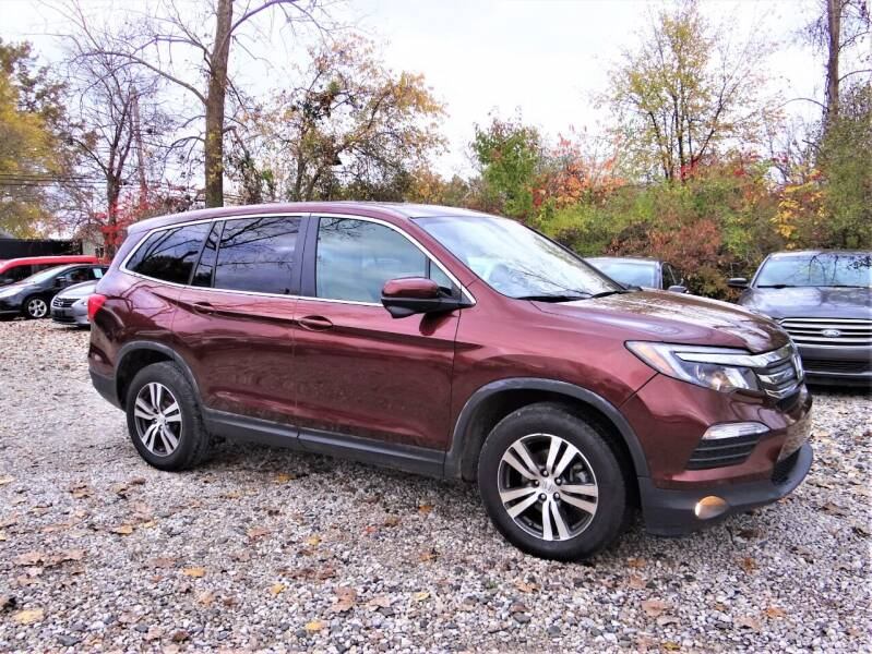 2018 Honda Pilot for sale at Premier Auto & Parts in Elyria OH