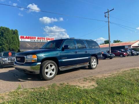 2006 GMC Yukon XL for sale at BLAESER AUTO LLC in Chippewa Falls WI