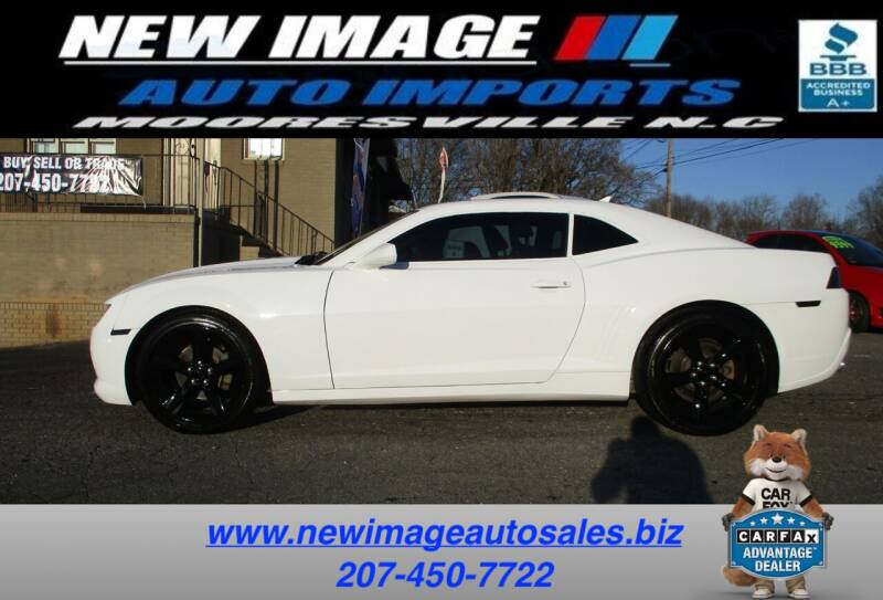 2015 Chevrolet Camaro for sale at New Image Auto Imports Inc in Mooresville NC