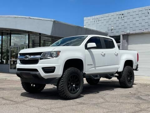 2018 Chevrolet Colorado for sale at ARIZONA TRUCKLAND in Mesa AZ