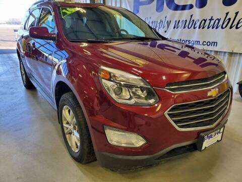 2016 Chevrolet Equinox for sale at Piehl Motors - PIEHL Chevrolet Buick Cadillac in Princeton IL