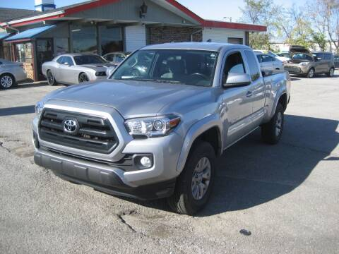 2016 Toyota Tacoma for sale at Import Auto Connection in Nashville TN