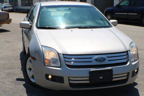 2007 Ford Fusion for sale at JT AUTO in Parma OH