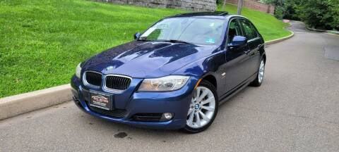 2011 BMW 3 Series for sale at ENVY MOTORS in Paterson NJ