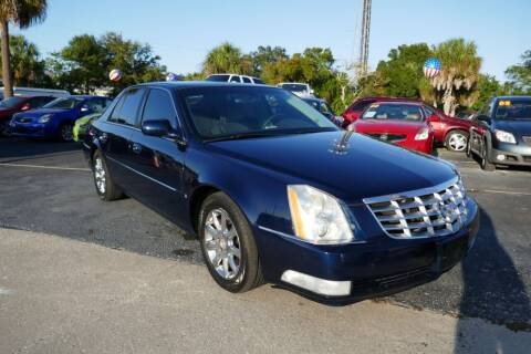 2008 Cadillac DTS for sale at J Linn Motors in Clearwater FL