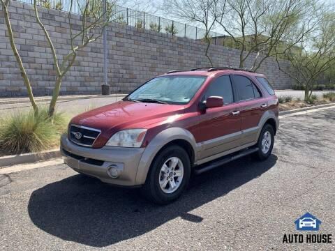 2004 Kia Sorento for sale at AUTO HOUSE TEMPE in Tempe AZ