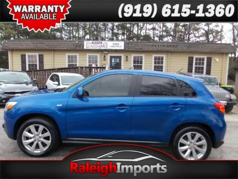 2015 Mitsubishi Outlander Sport for sale at Raleigh Imports in Raleigh NC