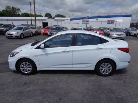 2016 Hyundai Accent for sale at Cars Unlimited Inc in Lebanon TN
