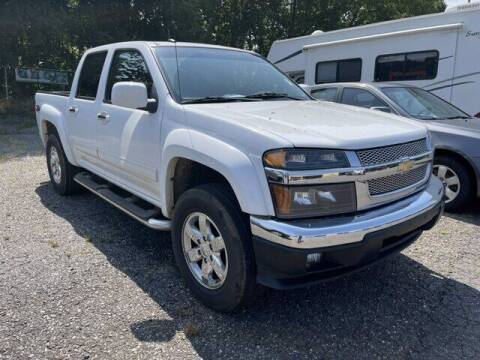 2012 Chevrolet Colorado for sale at Hickory Used Car Superstore in Hickory NC