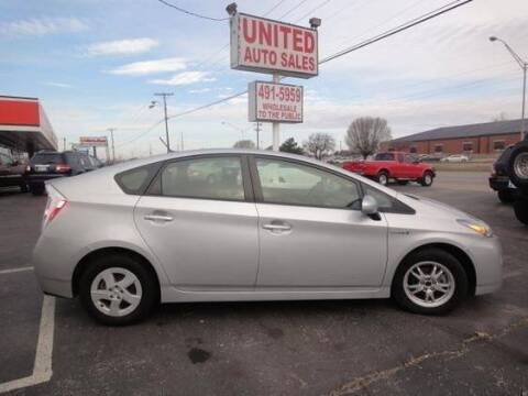2011 Toyota Prius for sale at United Auto Sales in Oklahoma City OK
