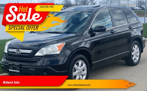 2007 Honda CR-V for sale at Midwest Auto in Naperville IL
