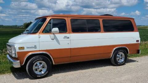 1981 Chevrolet G10 for sale at Classic Car Deals in Cadillac MI